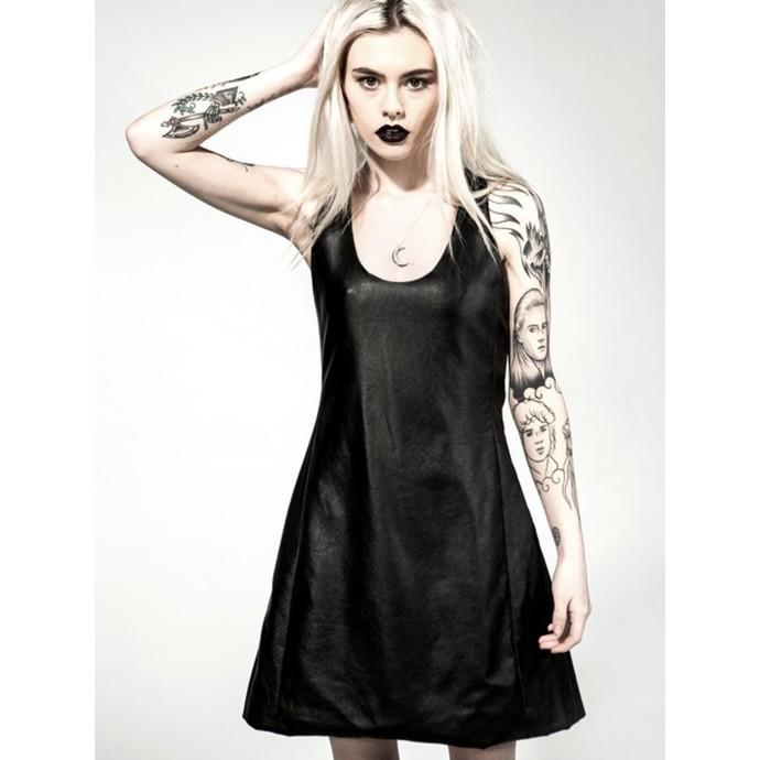 šaty dámské DISTURBIA - Wicca - BLK