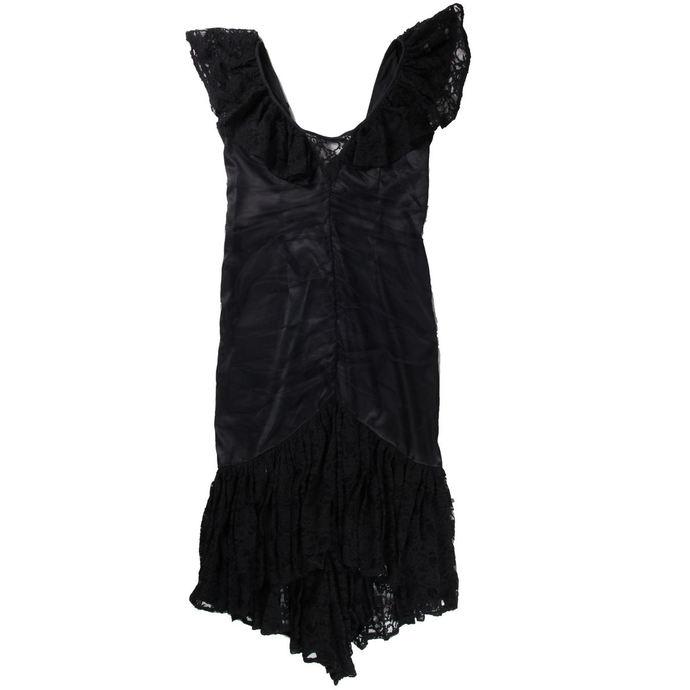 šaty ADERLASS - Black