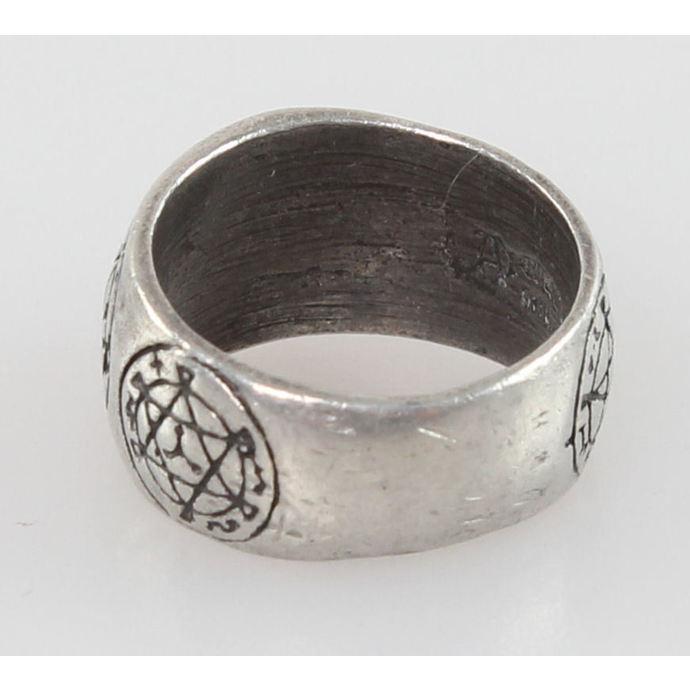 prsten ALCHEMY GOTHIC