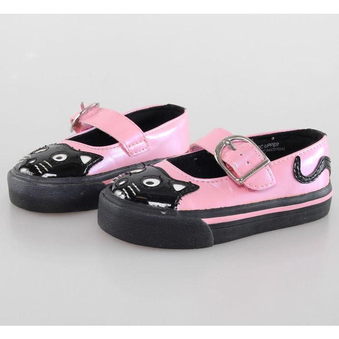 boty dětské T.U.K.- Pink/Black