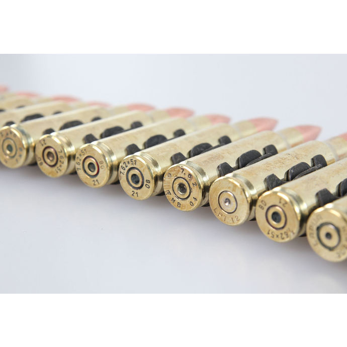 pásek BULLET 44 - Patron - GOLD