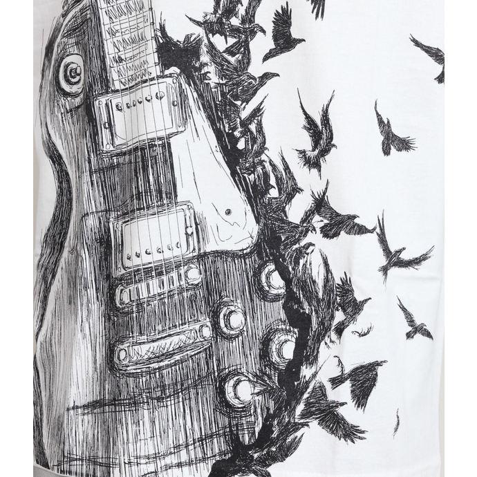 tričko pánské ALISTAR - Gibson&Crows - White