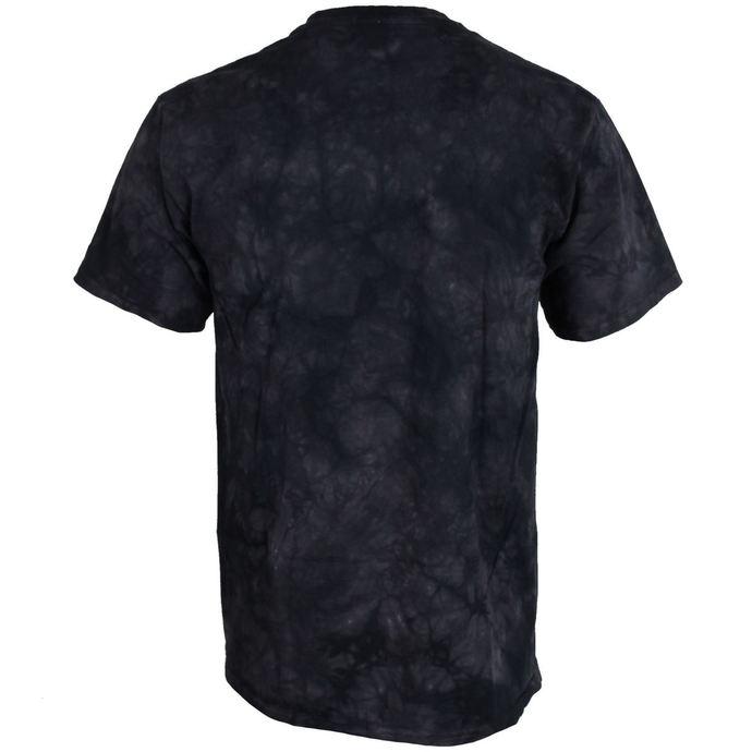 tričko pánské KISS - Faces - LIQUID BLUE