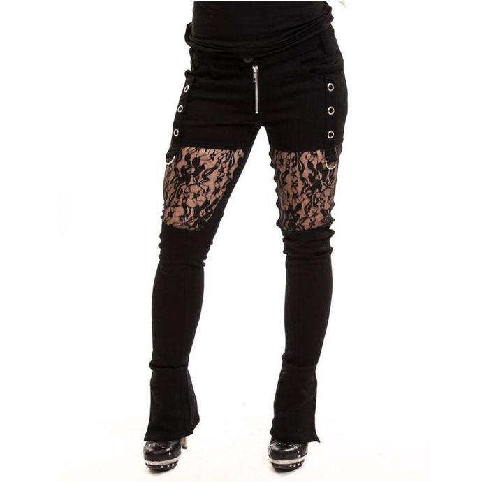 kalhoty dámské VIXXSIN - Count Down - Black