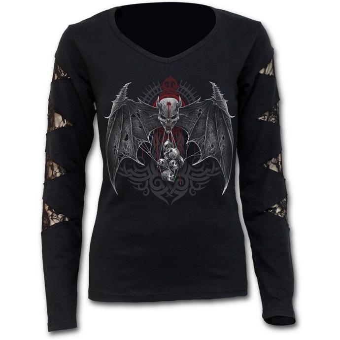 tričko dámské s dlouhým rukávem SPIRAL - Demon Tribe