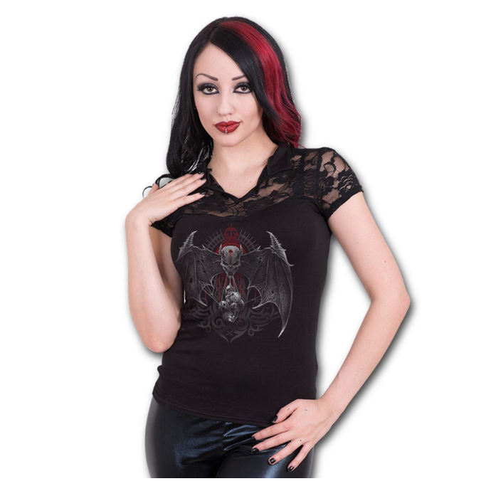 tričko dámské SPIRAL - Demon Tribe