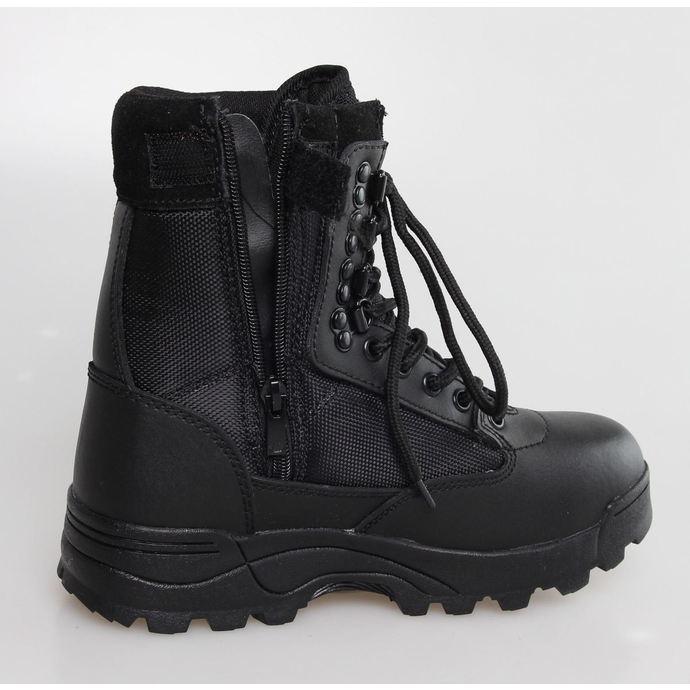 boty zimní BRANDIT - Zipper Tactical - Black