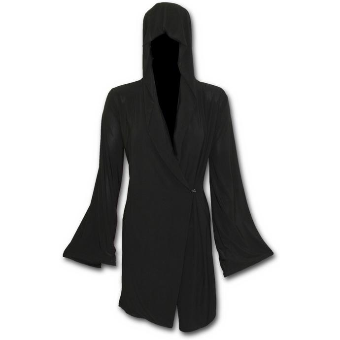 mikina (unisex) SPIRAL - Gothic Elegance - Black