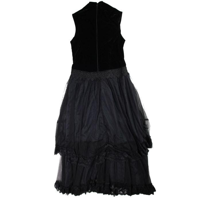 šaty dámské Zoelibat - Black - POŠKOZENÉ