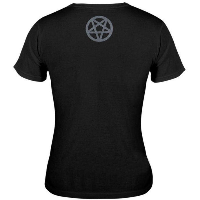 tričko dámské AMENOMEN - Baphomet - BLK