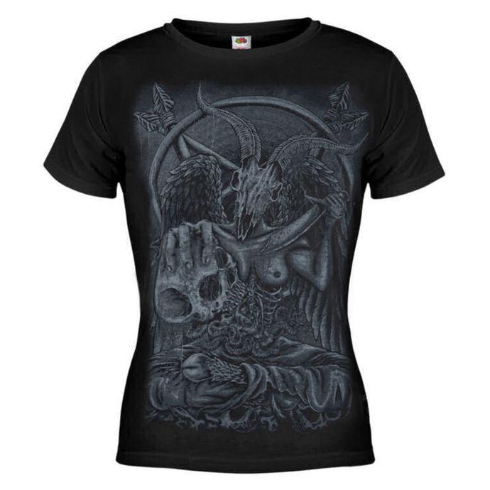tričko dámské AMENOMEN - Demon - BLK