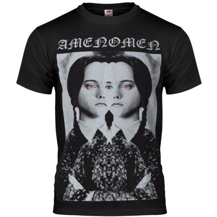 tričko pánské AMENOMEN - Evil Girl - BLK