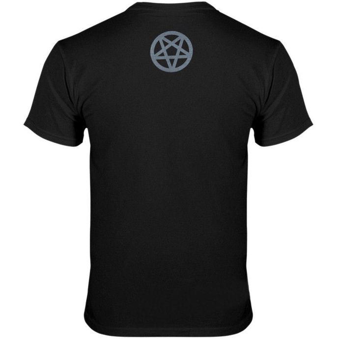 tričko pánské AMENOMEN - Baphomet - BLK