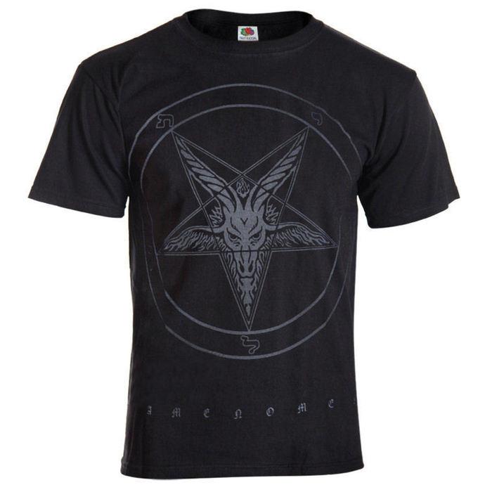 tričko pánské AMENOMEN - Goat - BLK