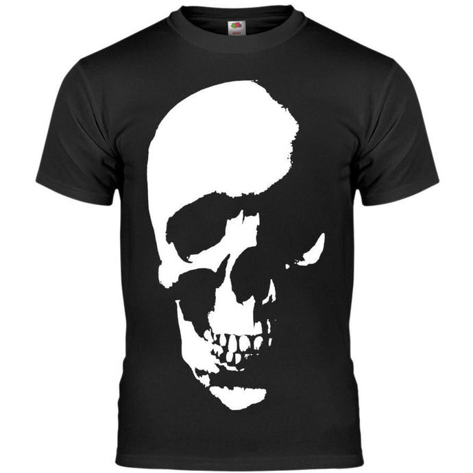 tričko pánské AMENOMEN - Skull - BLK