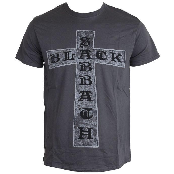 tričko pánské Black Sabbath - Cross - ROCK OFF