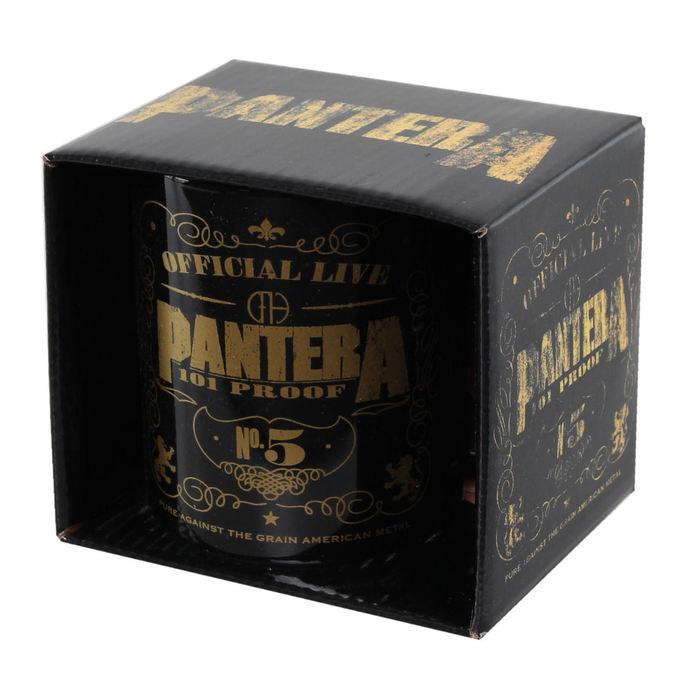 hrnek Pantera - Proof - ROCK OFF