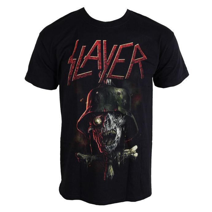 tričko pánské Slayer - Soldier V2 - ROCK OFF