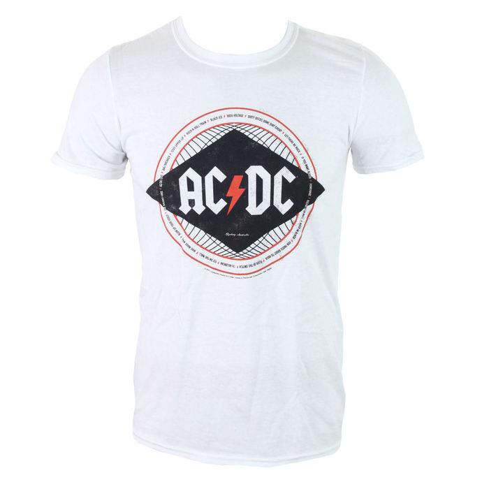 tričko pánské AC/DC - Diamond - LIVE NATION