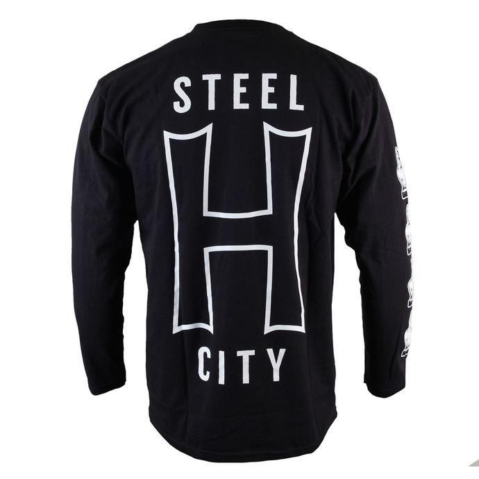 tričko pánské s dlouhým rukávem Bring Me The Horizon - Devil´s Hand - Black - ROCK OFF