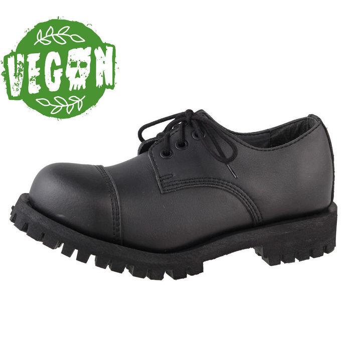 boty ALTERCORE - 3dírkové - Vegetarian - Black