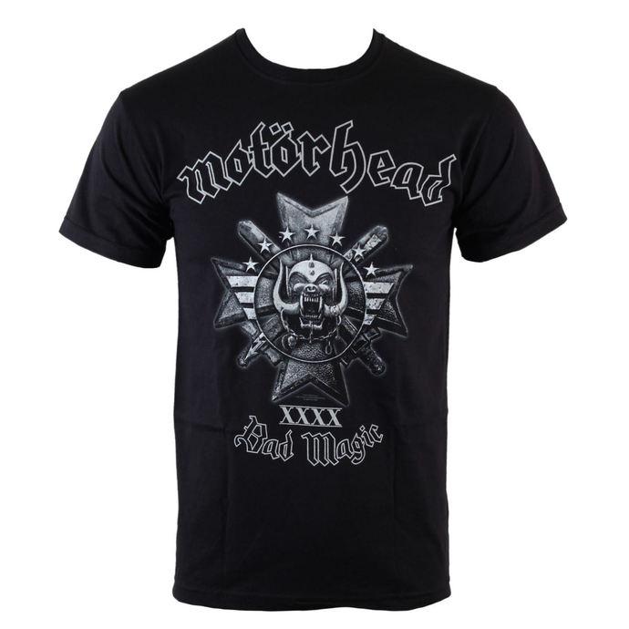 tričko pánské Motörhead - Bad Magic - Blk - ROCK OFF