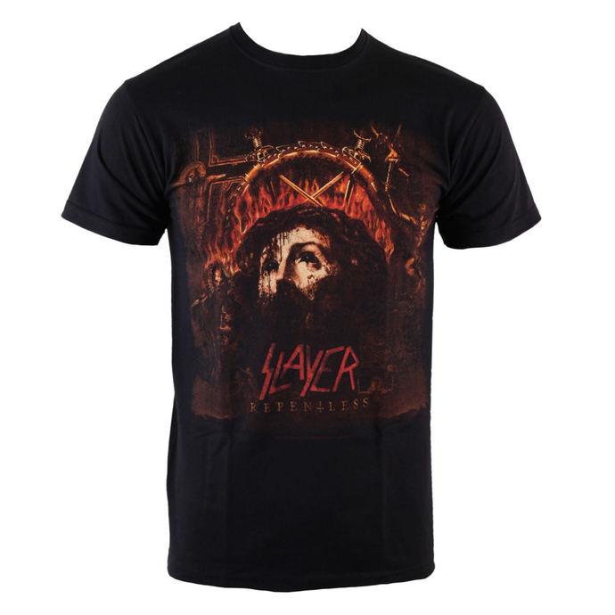 tričko pánské Slayer - Repentless - Blk - ROCK OFF