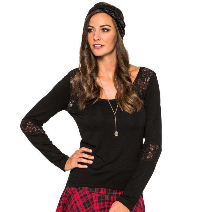 tričko dámské -top- s dlouhým rukávem METAL MULISHA - Rival