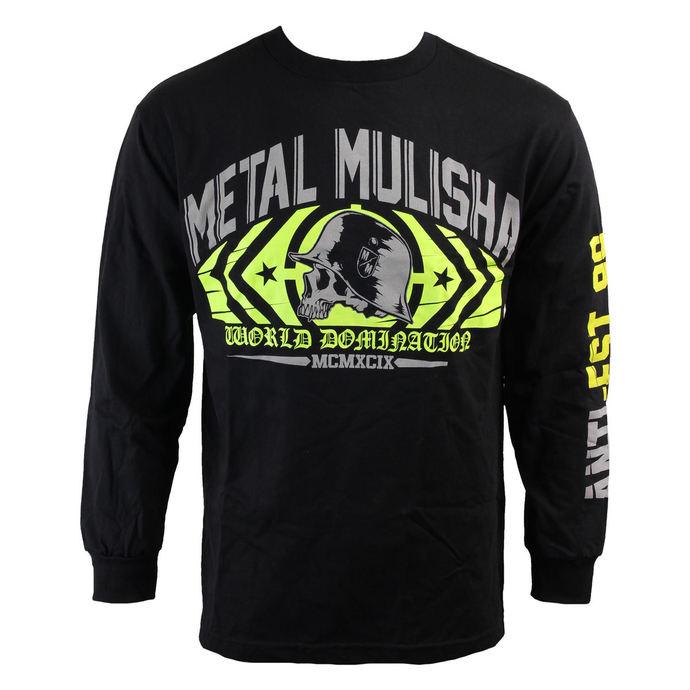 tričko pánské s dlouhým rukávem METAL MULISHA - Headrush