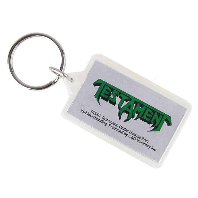klíčenka (přívěšek) Testament - Logo