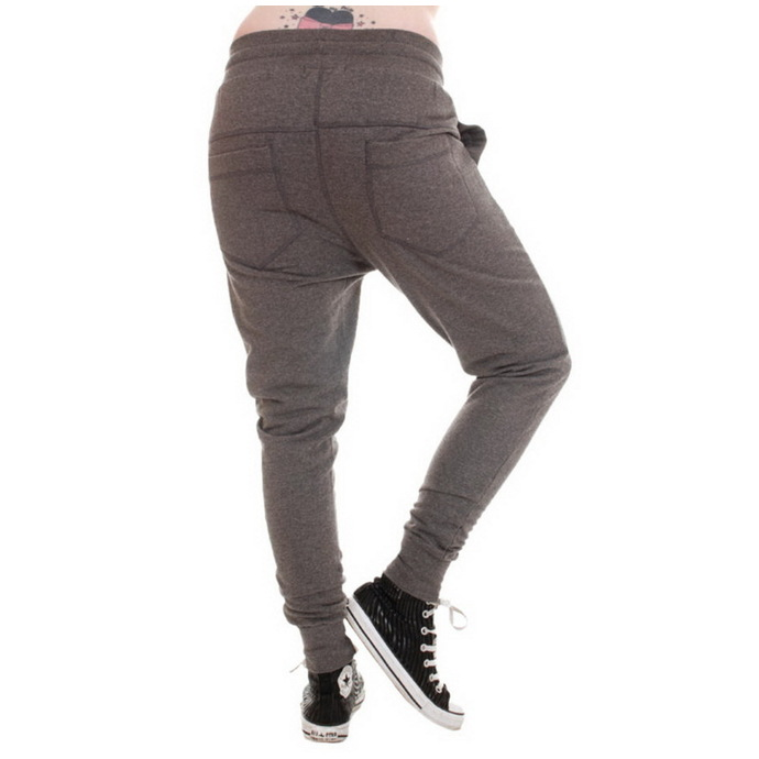 kalhoty unisex (tepláky) 3RDAND56th - Carrot Fit Jogger - Anthrax