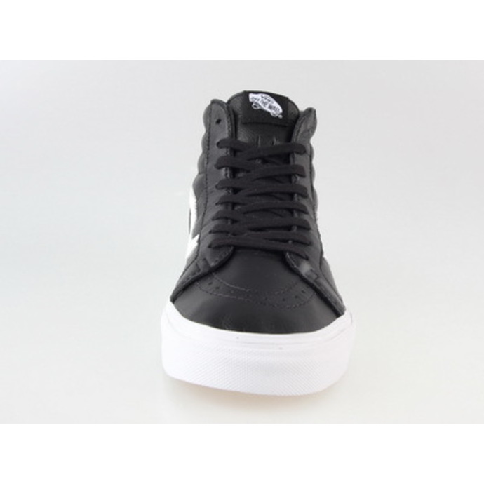 boty pánské VANS - SK8-HI Reissue - Premium Leat -  Black