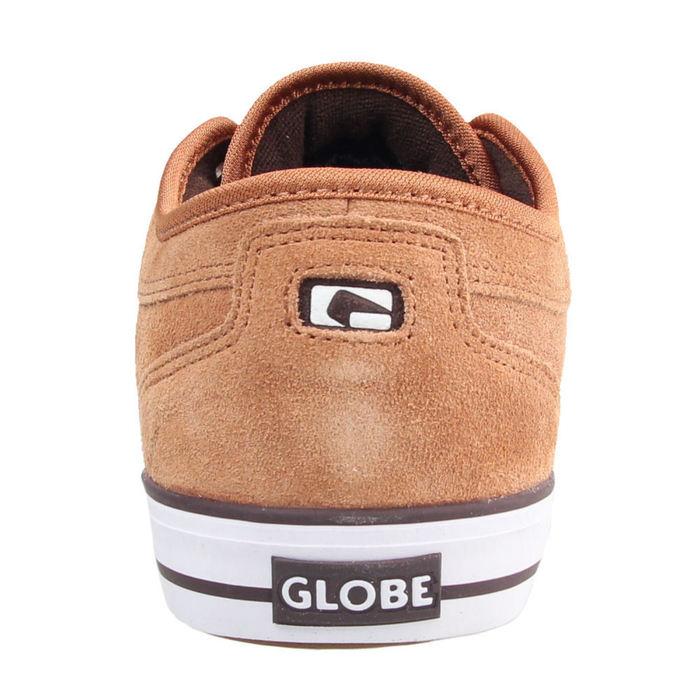boty pánské GLOBE - Light Brown