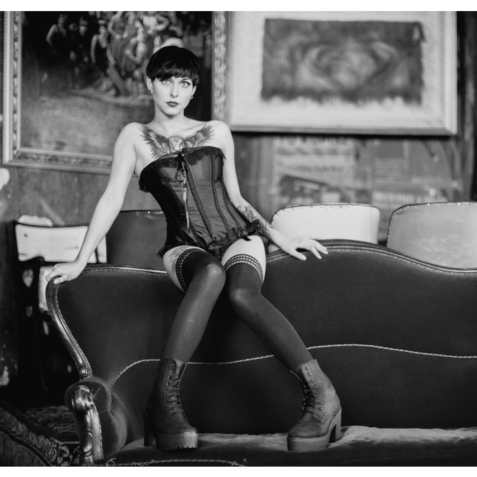 boty dámské ALTERCORE - Jenny - Black