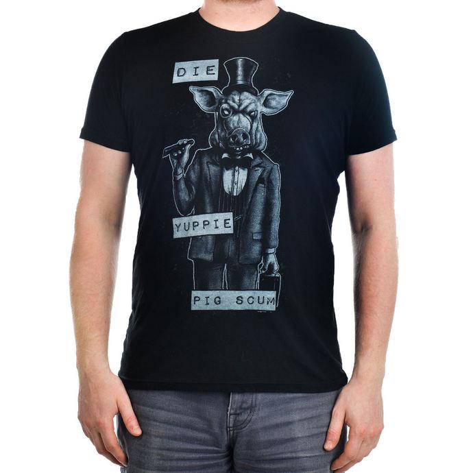 tričko pánské TOO FAST - Die Yuppie Scum