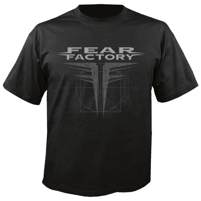 tričko pánské Fear Factory - GNXS - NUCLEAR BLAST