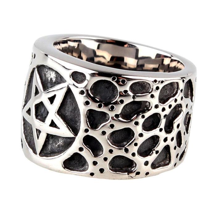 prsten ETNOX - Pentagram