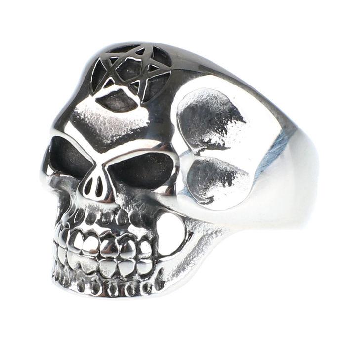 prsten ETNOX - Big Pentagram