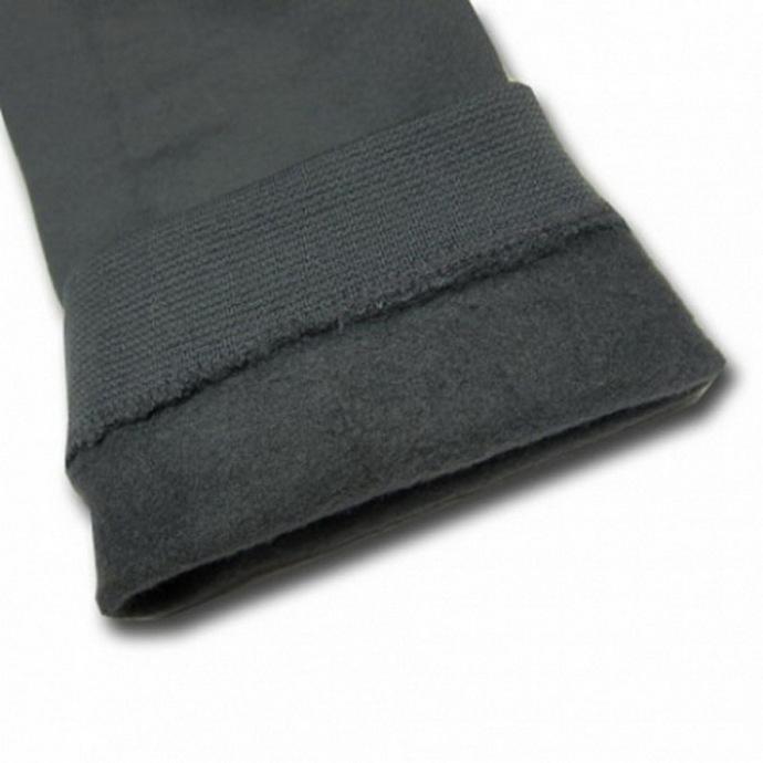punčocháče zimní (termo) LEGWEAR - Silky - Black