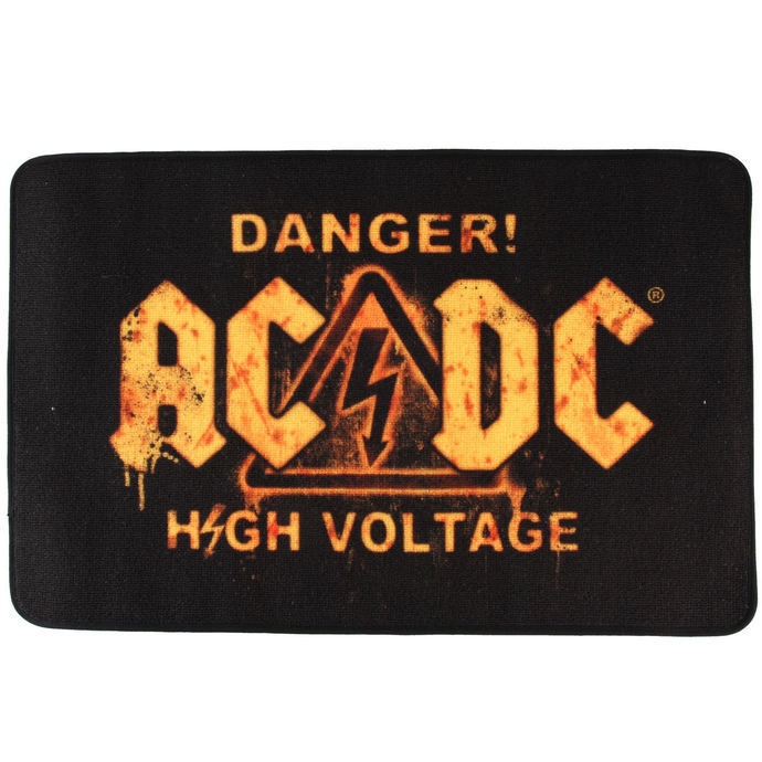 koberec (rohožka) AC/DC - Danger! - ROCKBITES