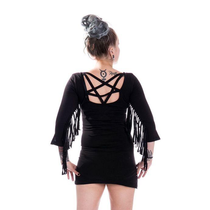 šaty dámské HEARTLESS - Alien
