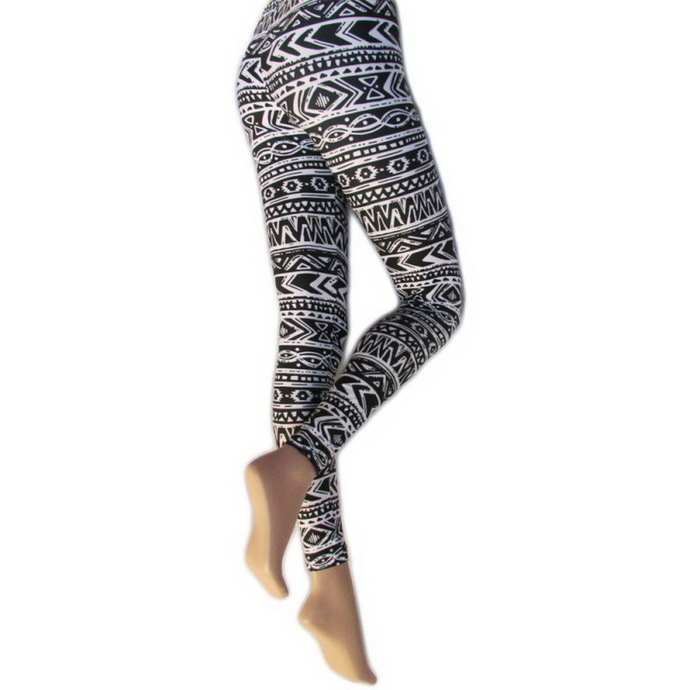 kalhoty dámské (legíny) LEGWEAR - Aztec