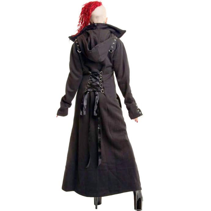 kabát dámský POIZEN INDUSTRIES - Raven - Black