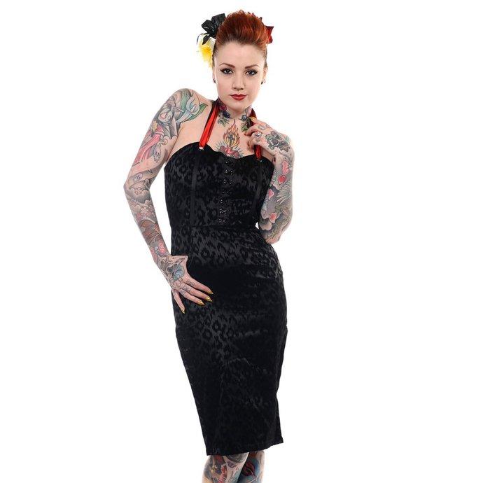 šaty dámské BANNED - Black