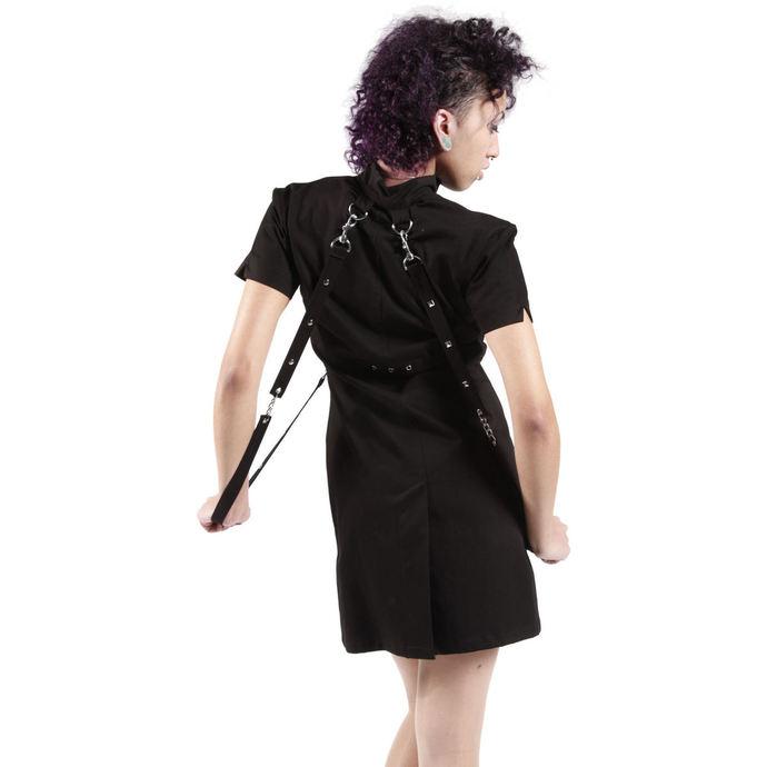 šaty dámské DEAD THREADS - Black