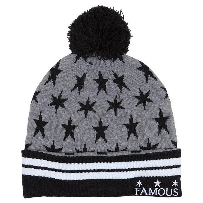 kulich FAMOUS STARS & STRAPS - Lunar Pom - Grey