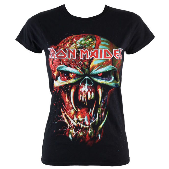 tričko dámské Iron Maiden - Final Frontier Eddie - ROCK OFF