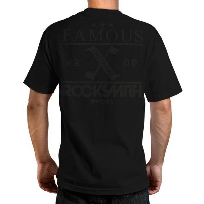tričko pánské FAMOUS STARS & STRAPS - Boroughs