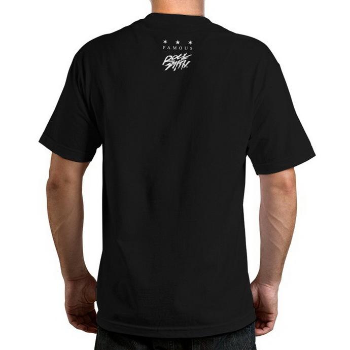 tričko pánské FAMOUS STARS & STRAPS - Nevermind - Black