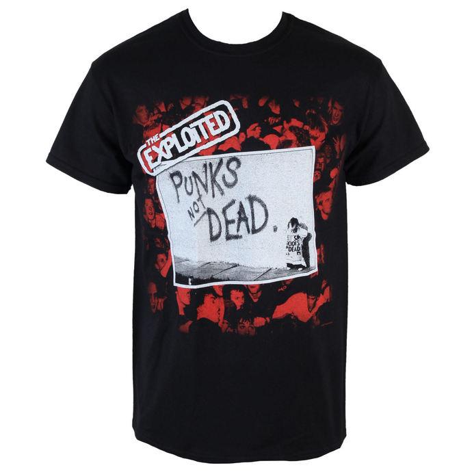 tričko pánské Exploited - Punks Not Dead - RAZAMATAZ